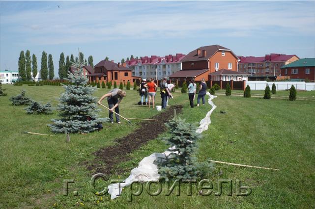 Самый красивый город России или что всего дороже властям г. Строитель?